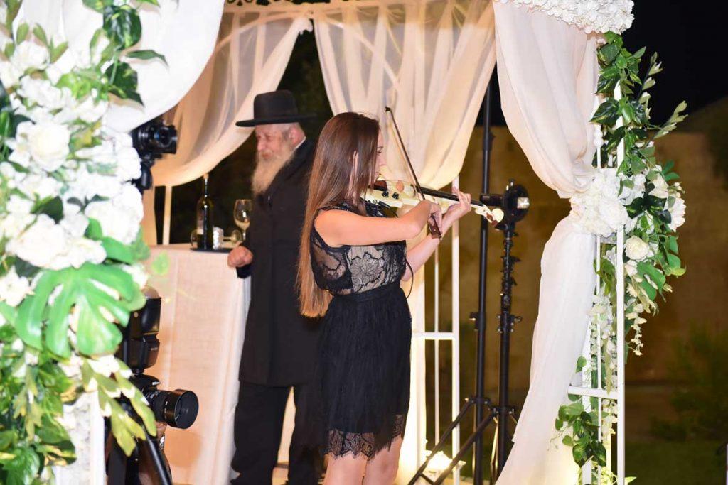 כנריות לחתונה